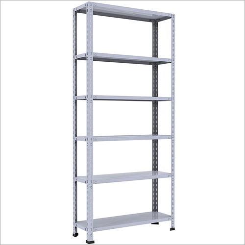 Metal Slotted Angle Shelf
