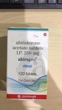Abirapro 250mg Tablets