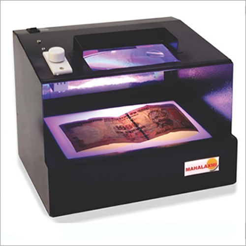 Precision BND Touch Kiosk Bank Note Detector