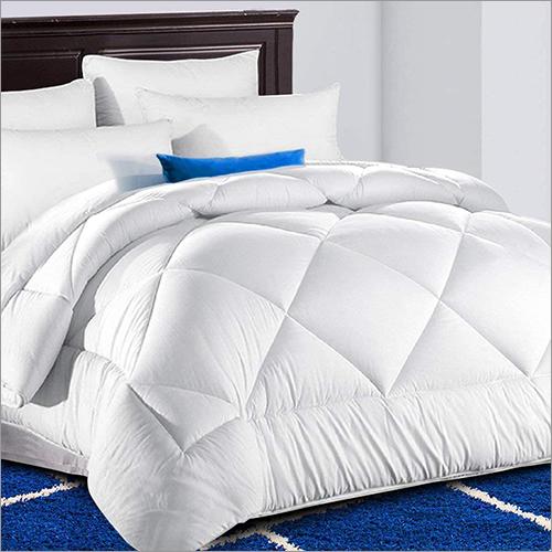 Diamond Stitched Comforter Set