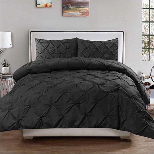 Pinch Pleated Comforter Set