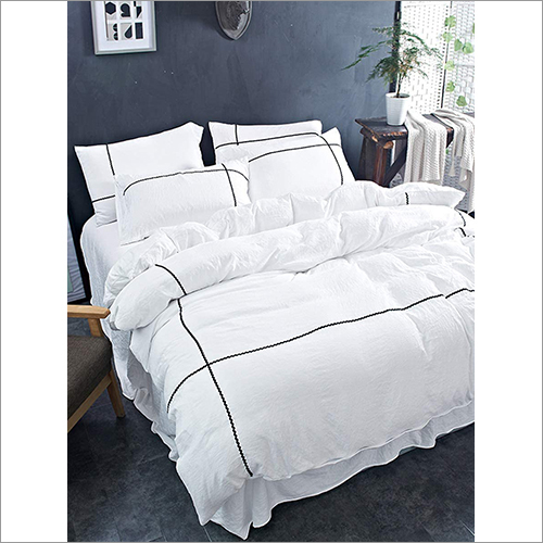 Luxe Geo Duvet Cover Set