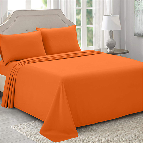 Solid Bed Sheet Set