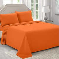 Solid Bed Sheet Set