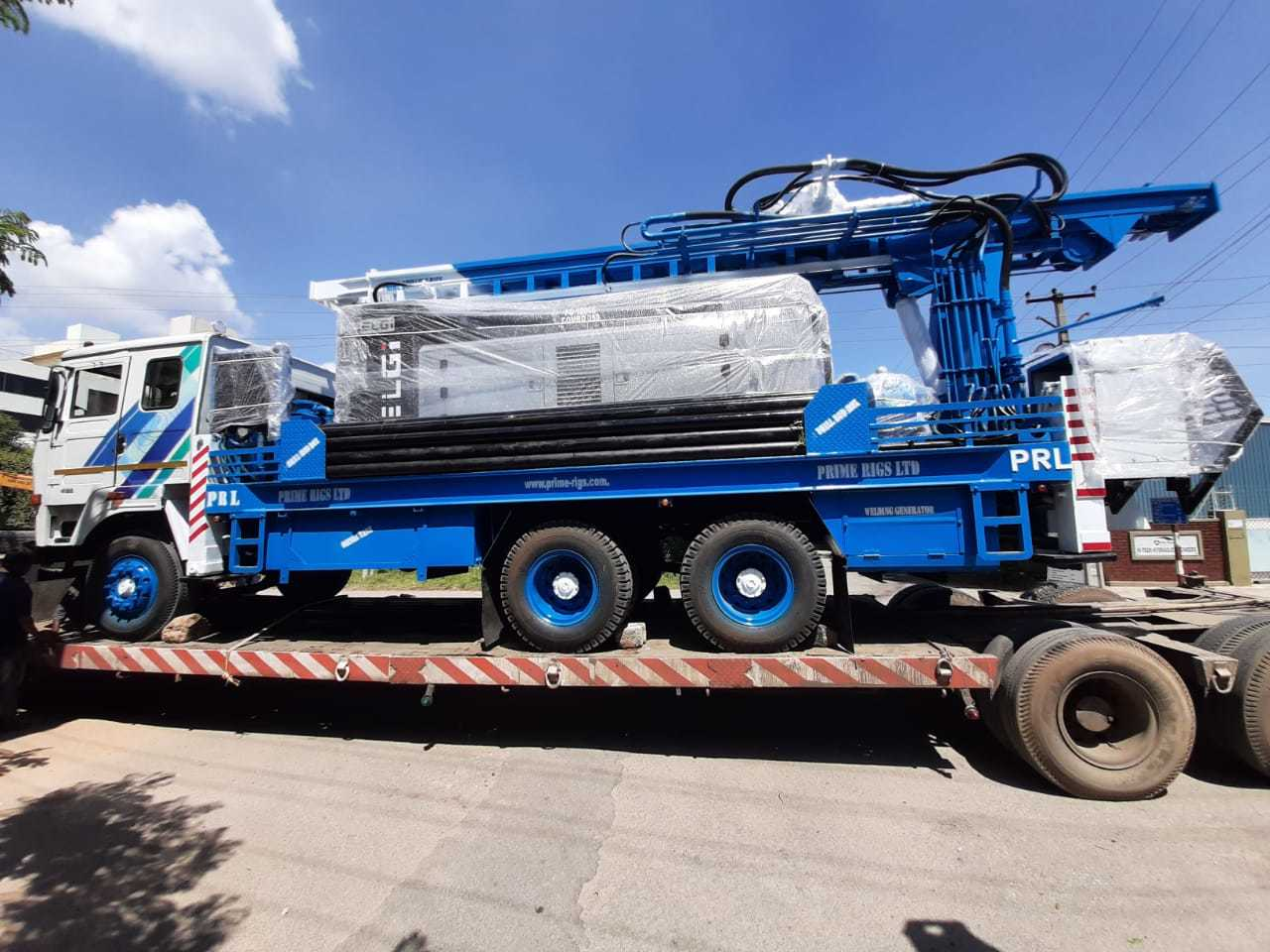 Brand New Water Well Rig Pdthr-350