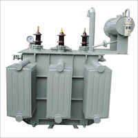 Three Phase Transformer With OLTC