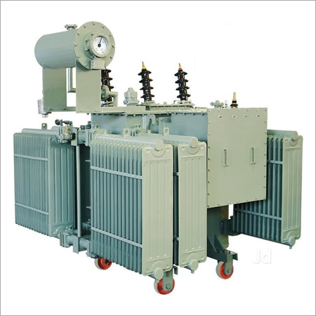 Metal 3 Phase Dual Voltage Transformer