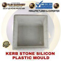 Kerb Stone Silicone Plastic Mould
