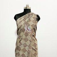 Hand Block Printed Scarf Sarong