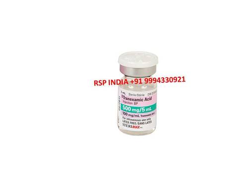 Tranexamic Acid Injection 500mg-5ml