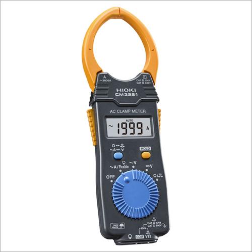 CM3281 AC Clamp Meter