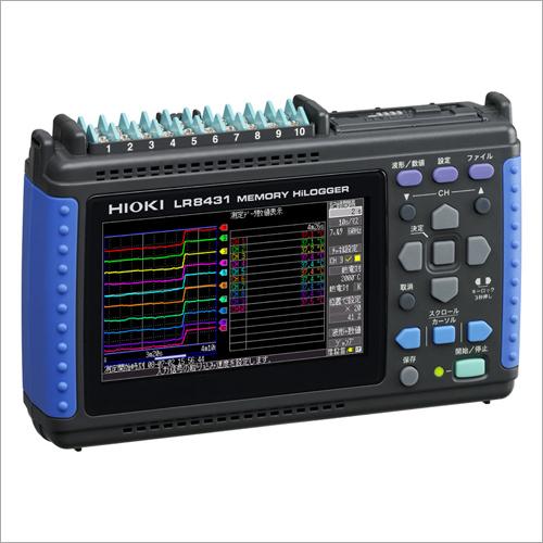 LR8431 Memory Hicorder