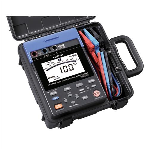 IR3455 High Voltage Insulation Tester