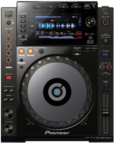 Pioneer CDJ-900NXS DJ Player