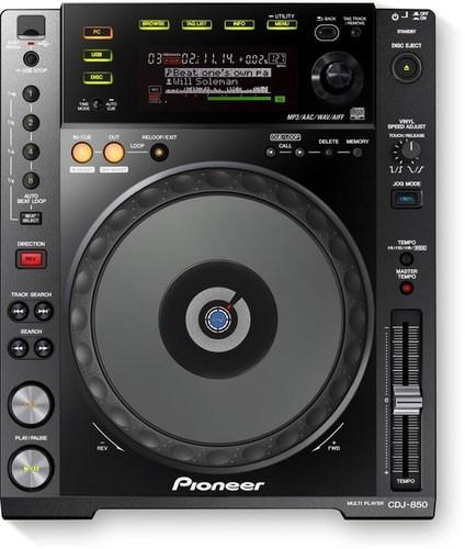 Pioneer CDJ-850 DJ Player