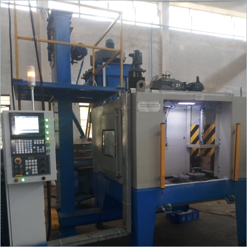CNC Shot Peening Machine