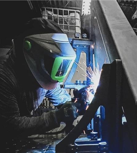 Auto Darkening Filter Welding Helmet Respirator Z4