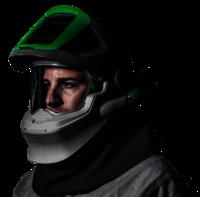Z4 Welding Respirator Helmet with ADF Lenses