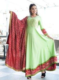 Ladies Suit With Dupatta
