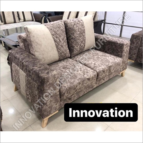 2 Seater Cushion Sofa