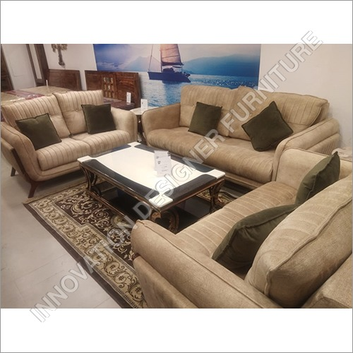 Furnished Sofa Set