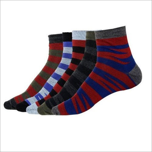 Mens Designer Sports Socks