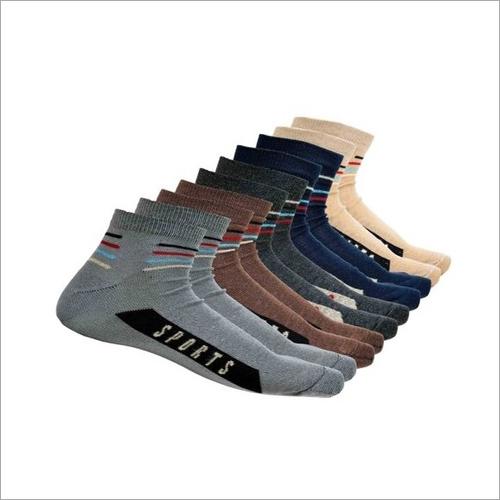 Mens Printed Sports Socks