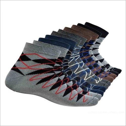 Mens Gents Ankle Socks