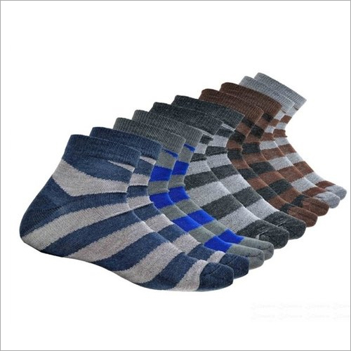 Mens Daily Wear Ankle Socks