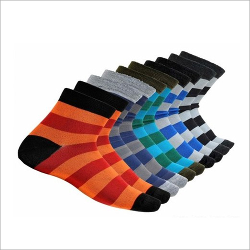 Mens Sports Cotton Socks