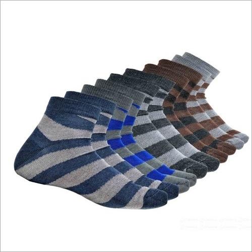 Mens Daily Wear Ankle Socks