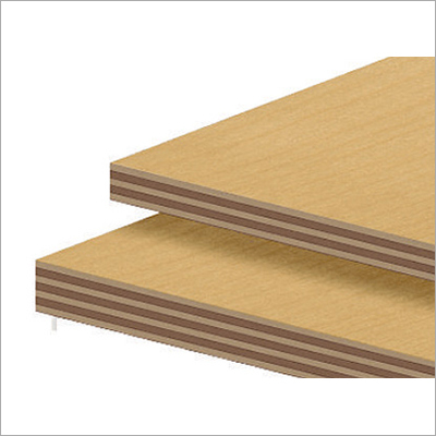 Plain Fire Retardant Plywood