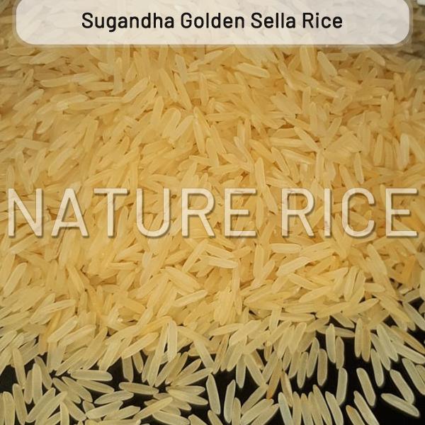Sugandha Golden Sella Rice