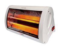 2 Rod Trendy Quartz Heater