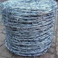 MS Barbed Wire Mesh