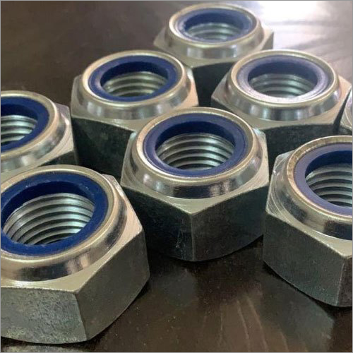 12 mm MS Nylock Nut