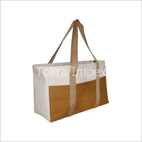 Heavy Duty Canvas Shopping Bags