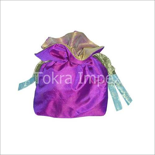 Poly silk Jewelry Bags