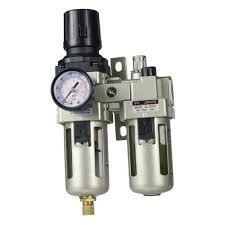 Standard air filter regulator + lubricator