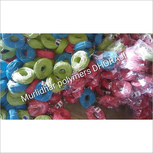 Colored Polypropylene Ropes