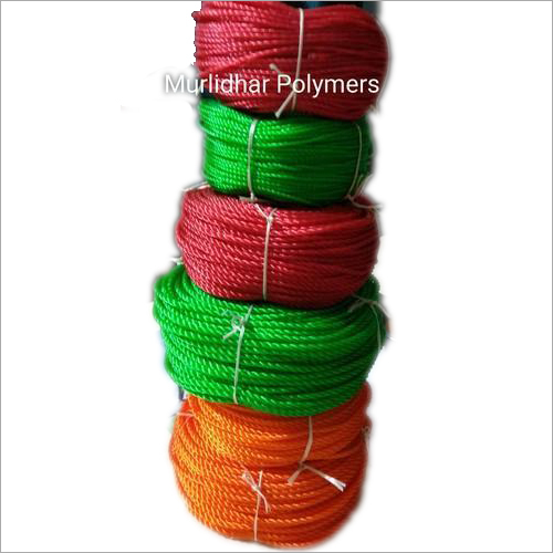 Multicolor HDPE Ropes