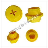 Automotive Plastic Threaded Plug