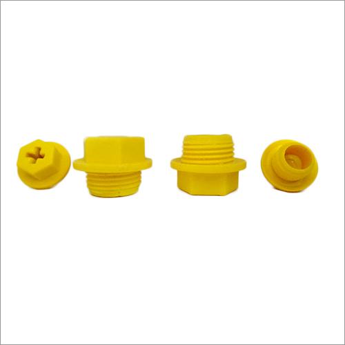 Automotive Plastic Threaded Plug