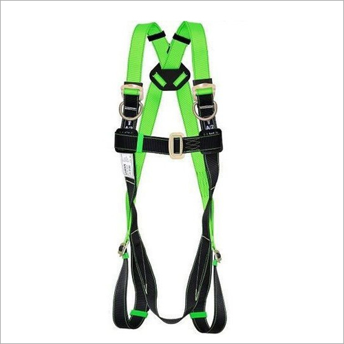 Green And Black Full Body Harnesses