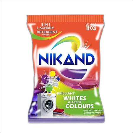 1 KG 3 In 1 Laundry Detergent Powder