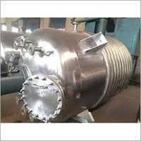 Industrial Stainless Steel Chemical Reactor Vessel