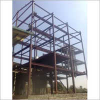 Industrial MS Prefabricated Structure