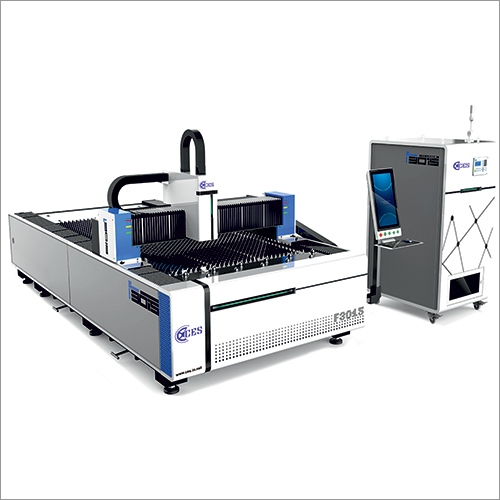 Metal Sheet Fiber Laser Cutting Machine F