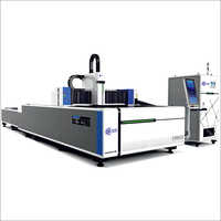Sheet Metal Fiber Laser Cutting Machine