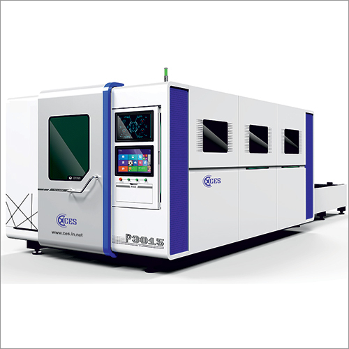 Full Closed Fiber Laser Cutting Machine P